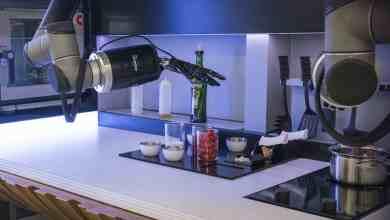Photo of شركة روبوتات بريطانية تكشف عن أول مطبخ آلى فى العالم يمكنه الطهي والتنظيف