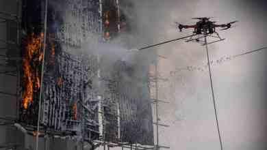 Photo of جوجل تريد اختبار طائرات مسيرة لمكافحة الحرائق