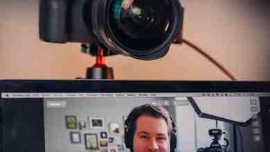 Photo of كانون تسعى لتحويل كاميرات DSLR إلى كاميرات ويب