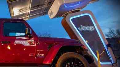 Photo of Jeep تخطط لتركيب شواحن كهربائية عبر الطرق الوعرة