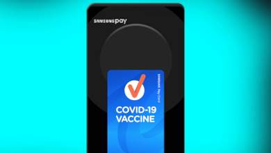 Photo of تطبيق محفظة Samsung Pay يتيح حديثاً تخزين نسخة رقمية من بطاقة إثبات التلقيح ضد كورونا