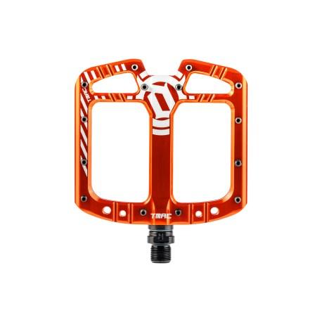Deity TMAC Signature Pedals Orange