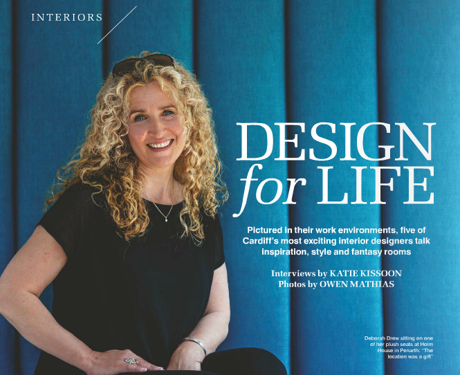 Cardiff Life | Design for Life | Summer 2016 Issue