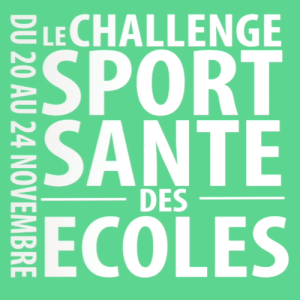 CHALLENGE SPORT SANTÉ DES ÉCOLES