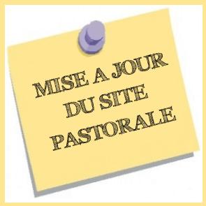 Le site de la Pastorale a été mis à jour.
