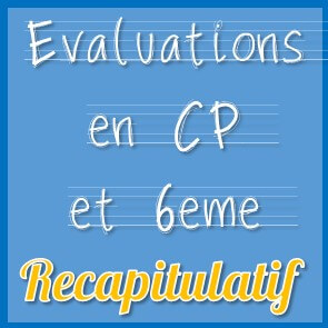 Les évaluations nationales en CP
