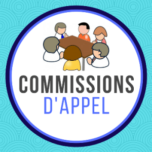 Commissions Appel 2018