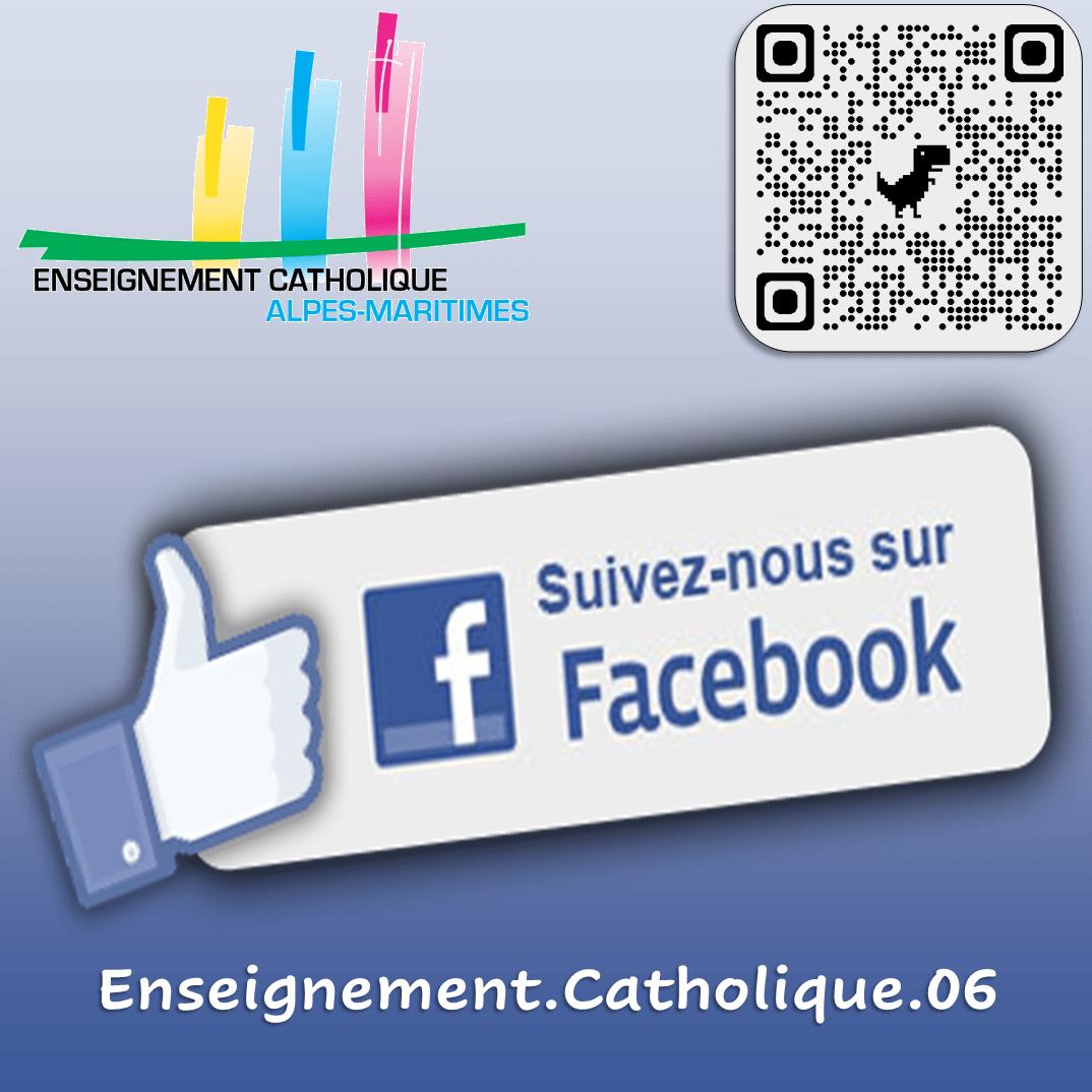 La Direction Diocésaine également sur Facebook