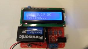 M8 Transistor Tester