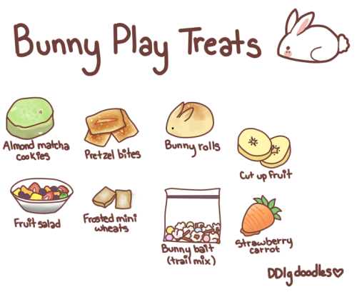 bunny-play-treats