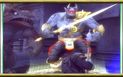 Dungeons and Dragons Online Update 4 Boss