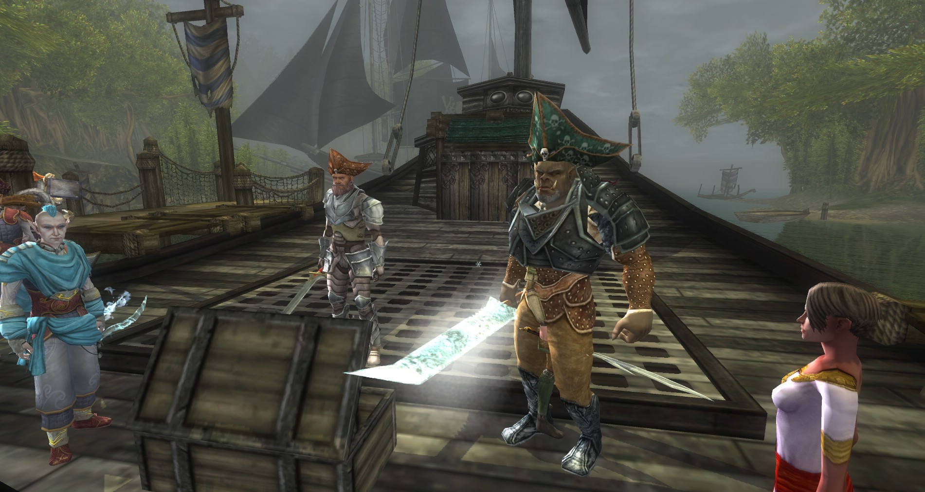 Pimp Your Pirate Hats for Dungeons and Dragons Online Kobold