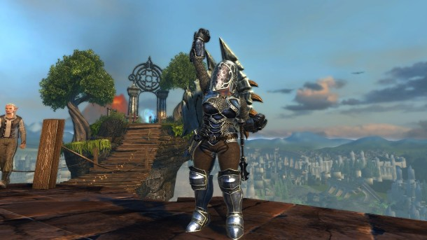 How to Create an Oathbound Paladin in Neverwinter - Character Creation