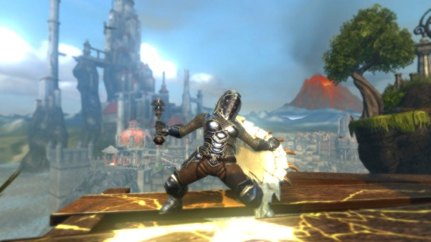 Power Level in Neverwinter