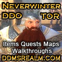 DDM's Realm Game Guides, TIps, Walkthroughs, and Datbase