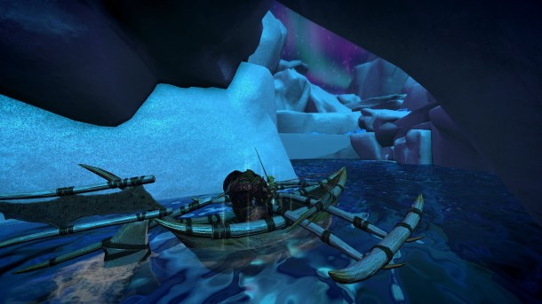 Fishing Hot Spot in the Runestead - Sea of Moving Ice in Neverwinter