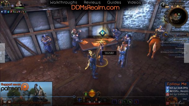 Siege of Neverwinter – Tips Tricks Walkthrough Guide - Get Quest