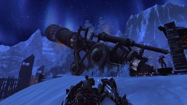 Neverwinter Guide to the Winter Festival - Fortune Telescope