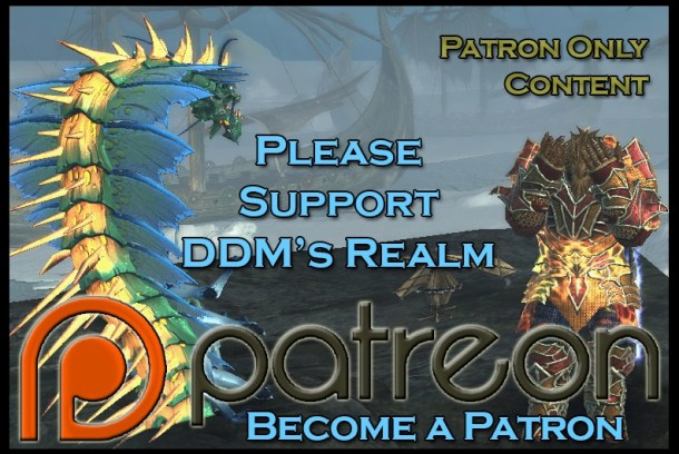 Click to support me on Patreon!
