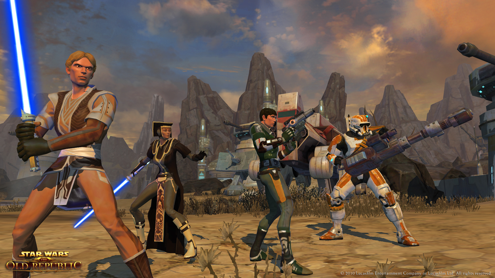 Uncategorized Star Wars Games Online star wars the old republic preview review game