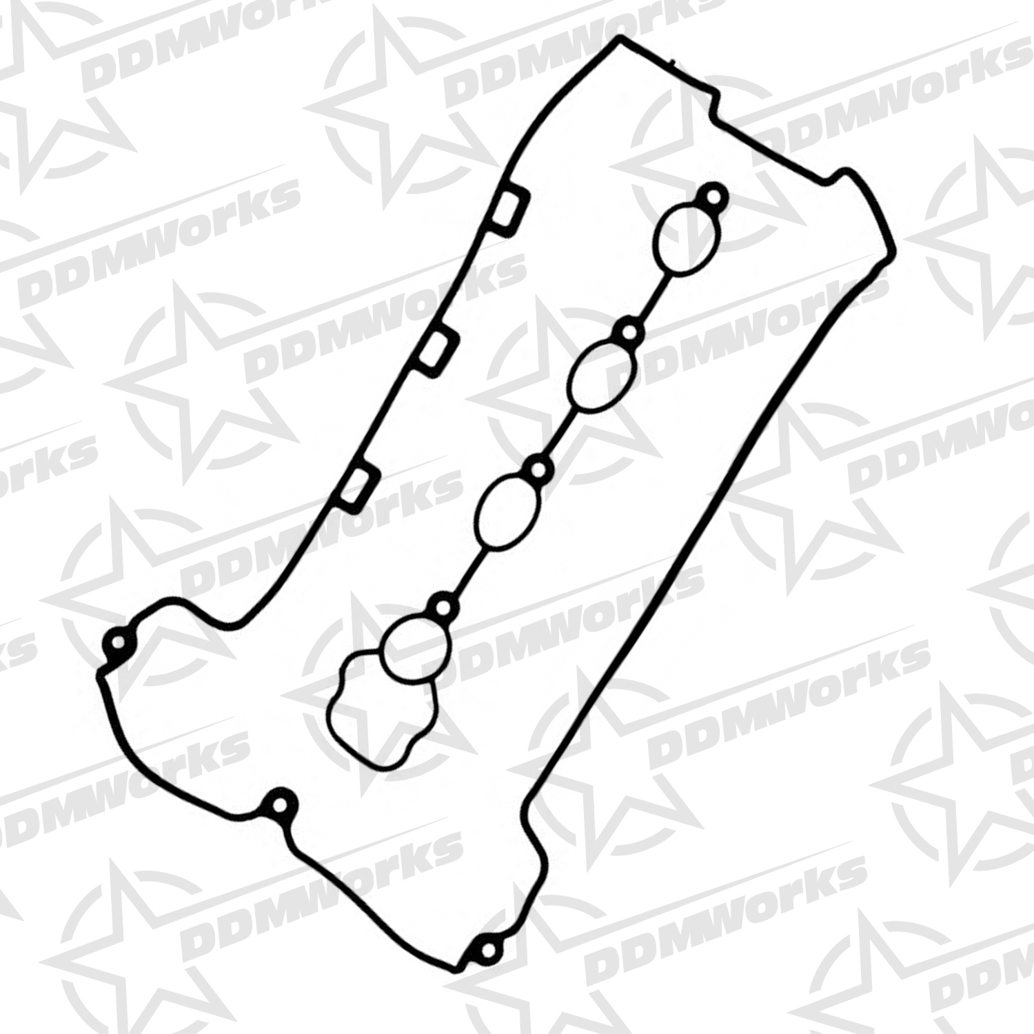 Valve Cover Gasket For 2 4l Ecotec