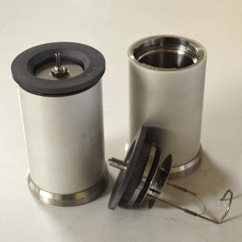 CAL3K Calorimeters - Bayonet Vessels | DDS Calorimeters