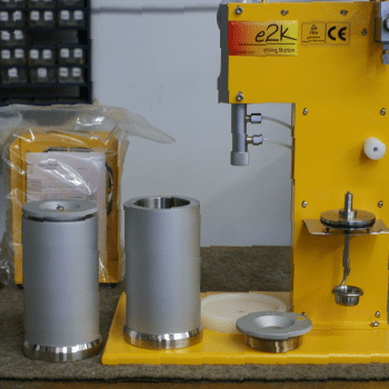 E2K Oxygen Bomb Calorimeter | DDS Calorimeters