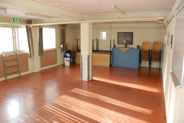 De Roessinkzaal Geschikt voor bijeenkomsten tot 30 personen.