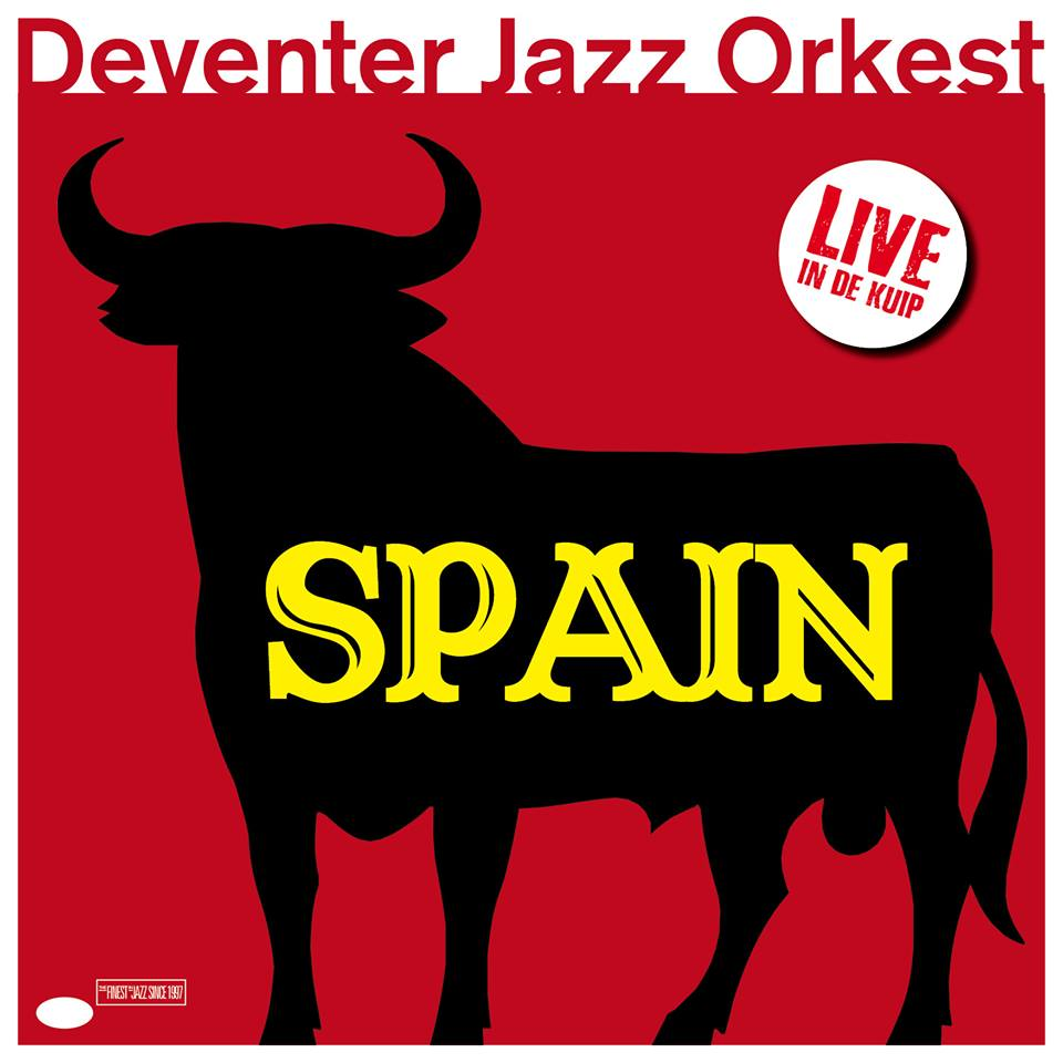 Deventer Jazz Orkest SPAIN (5-04-2019)