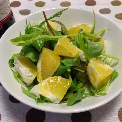柑橘系サラダ