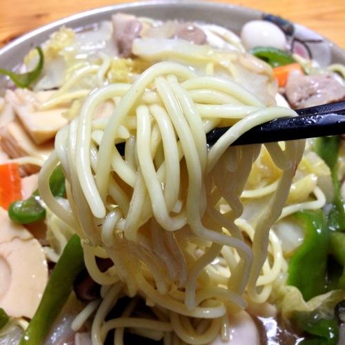 中華麺アップ