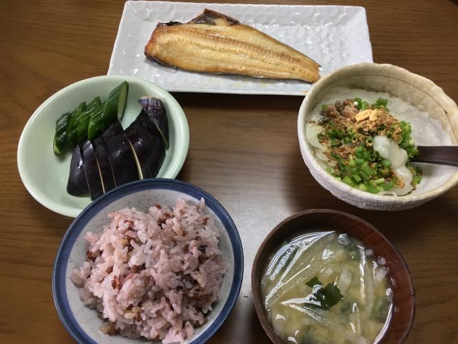 th_ホッケ朝食