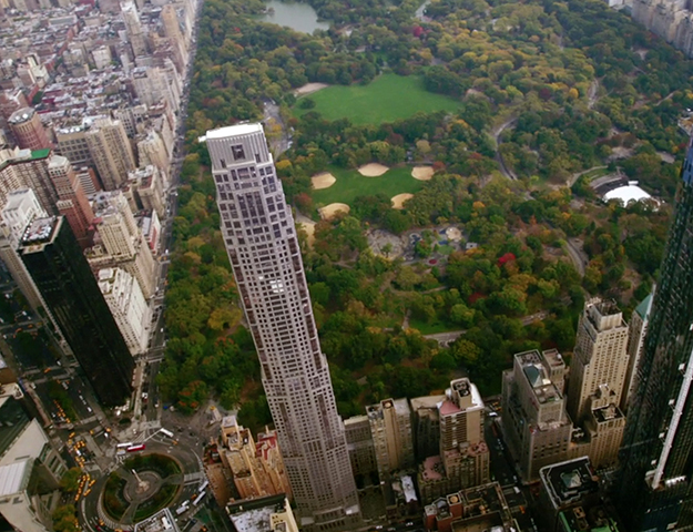 220 Central Park South DeSimone Consulting Engineers