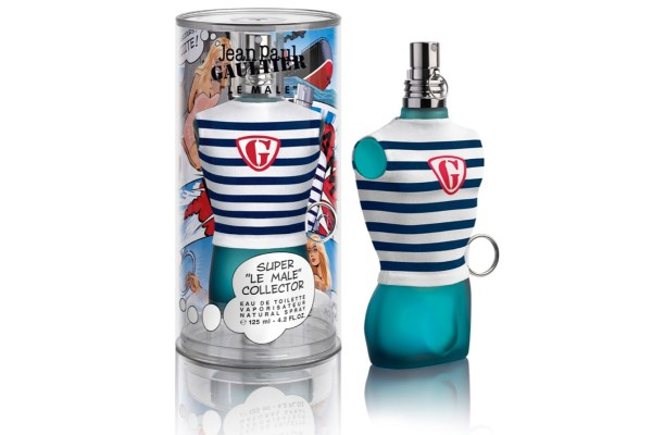 Collector Super le Mâle Jean-Paul Gaultier