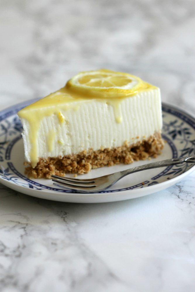 Citroenkwarktaart met lemoncurd