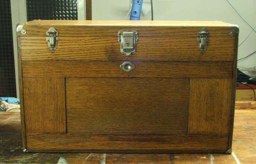 Gerstner® chest restoration description