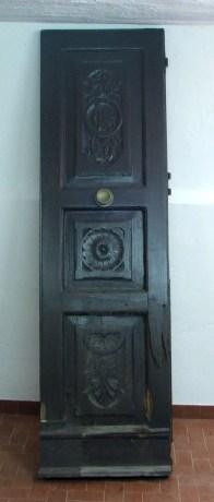 Chestnut door restoration