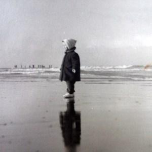 Strand van Scheveningen december 1959