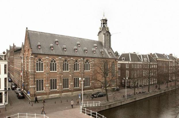 Rijksuniversiteit Leiden. Academiegehouw.