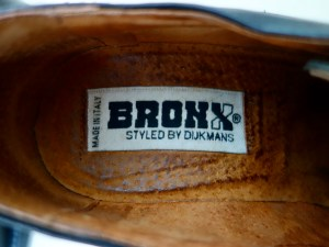 stoere vintage Bronx schonen bij Mart Visser jurk