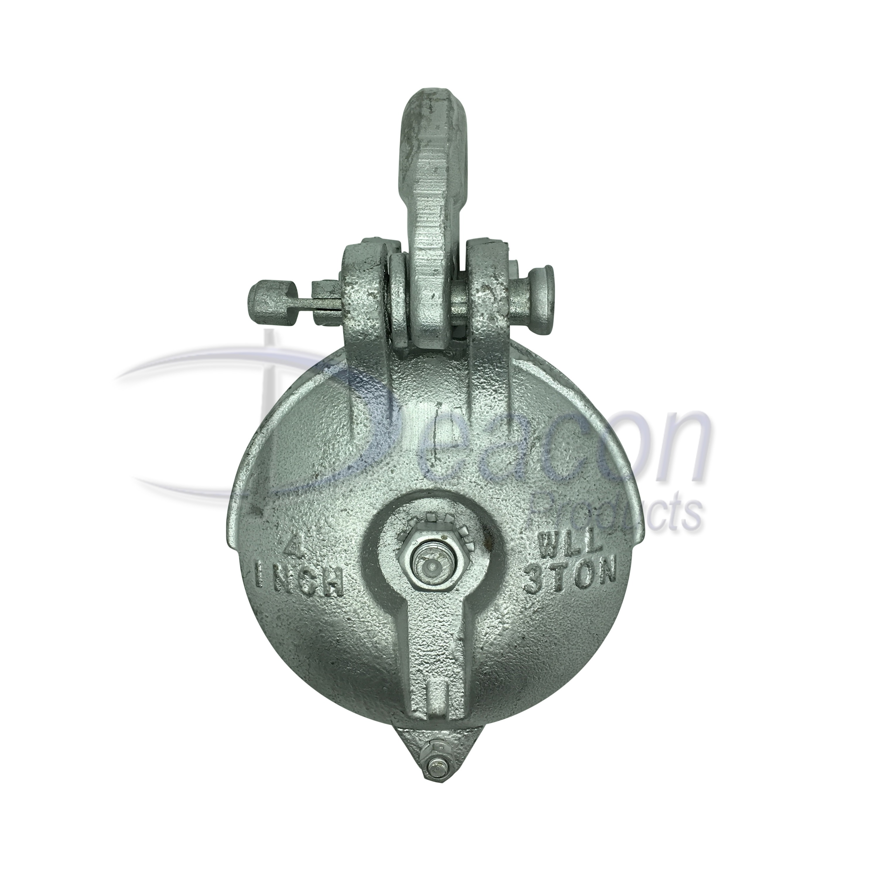 Galvanized Forestry Yarding Pulley Block – Deacon Products Ltd
