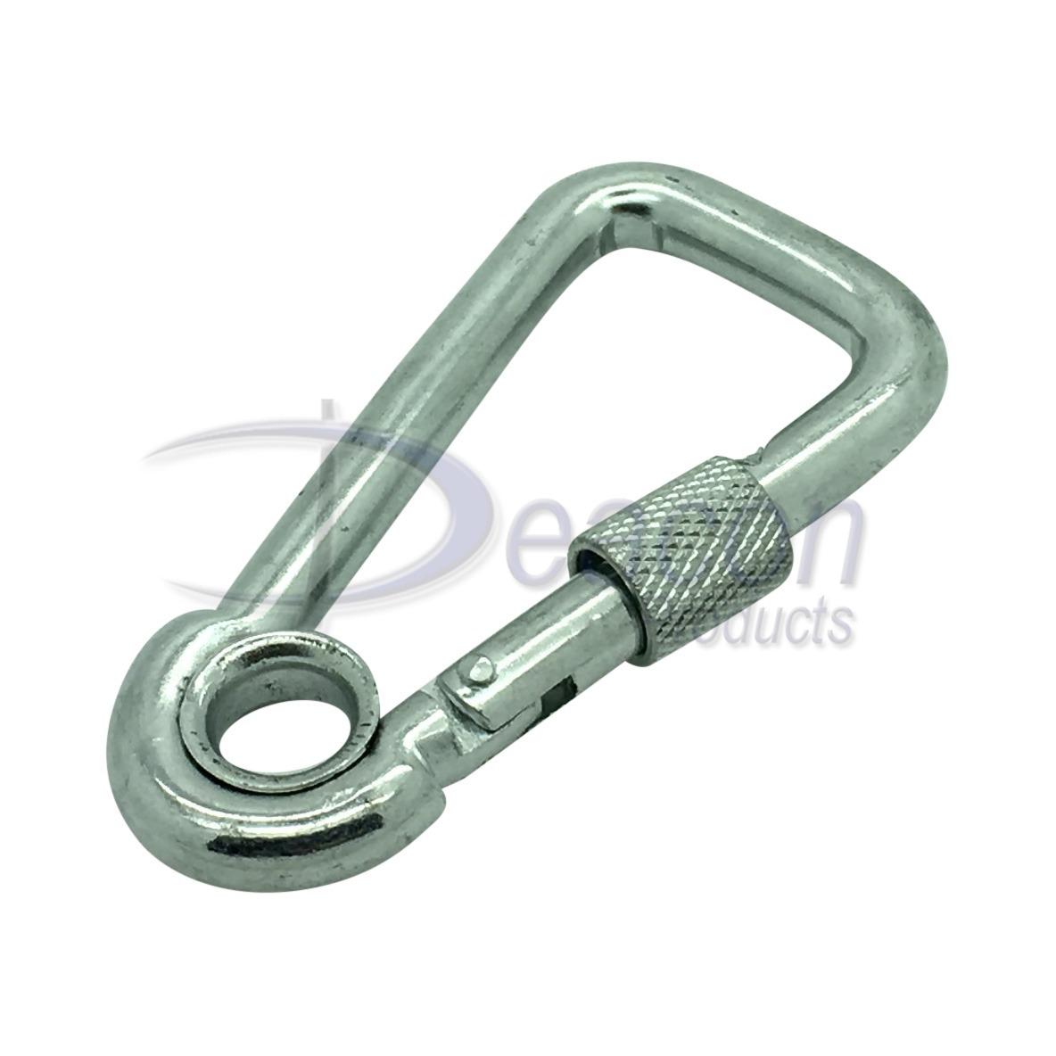 zinc-plated-asymmetric-carbine-hook-eyelet-screwgate