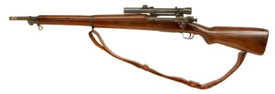 Very Rare Deactivated WWII US Springfield M1903A4 Sniper ...