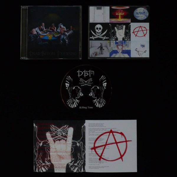 Killing Time CD