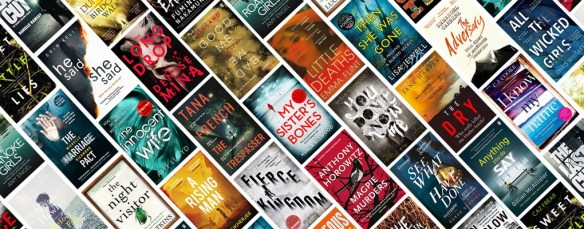20 authors pick the best crime novels of 2017   Dead Good best crime novels of 2017