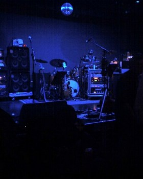 Furthur Stage