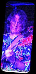 Chubby Wombat Moonalice (Roger McNamee) – bass, guitar, vocals?