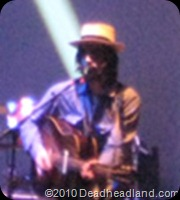 Jackie Greene at Phil Lesh's 70'th birthday celebration
