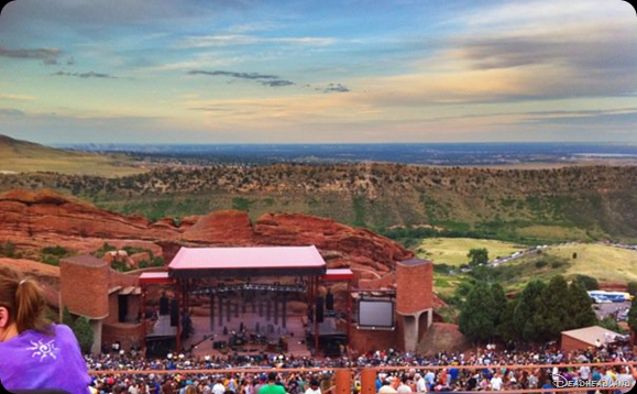 Red Rocks - String Cheese Incident
