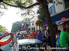 Shakedown Street, Stroudsburg PA 2010
